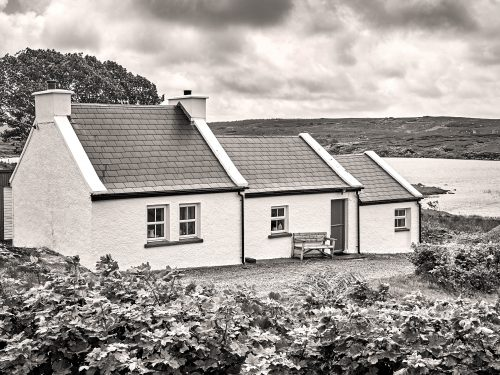 PaulMcGuckin-Donegal Cottage